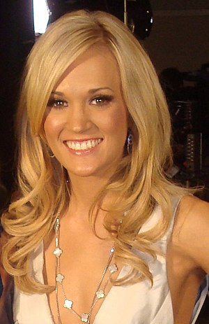 Carrie Underwood at the 2010 Academy of Countr...