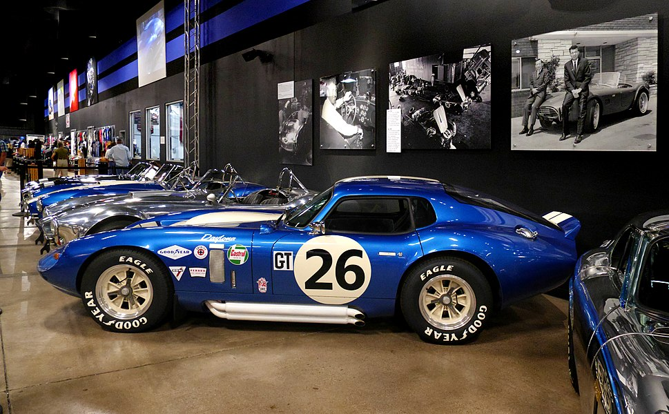 Carroll Shelby Museum. Las Vegas. (31378809241)