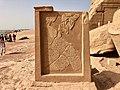 Carved Stone, The Great Temple of Ramses II, Abu Simbel, AG, EGY (48017124696).jpg