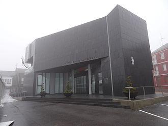 A Fonsagrada - Image: Casa concello A Fonsagrada