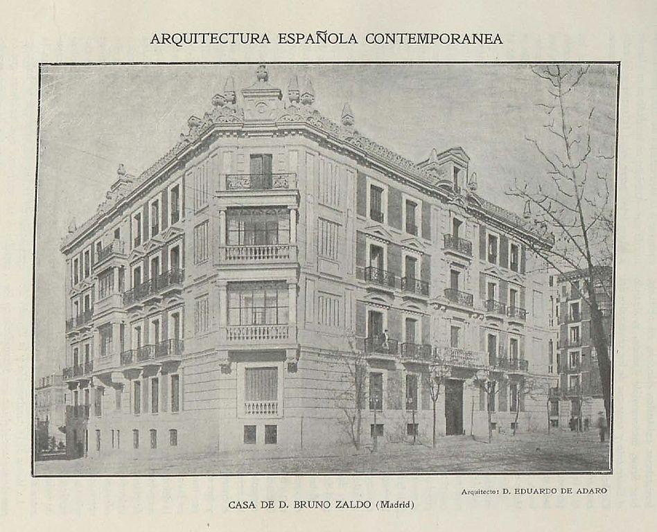 File casa de d bruno zaldo madrid en arquitectura y for Arquitectura y construccion