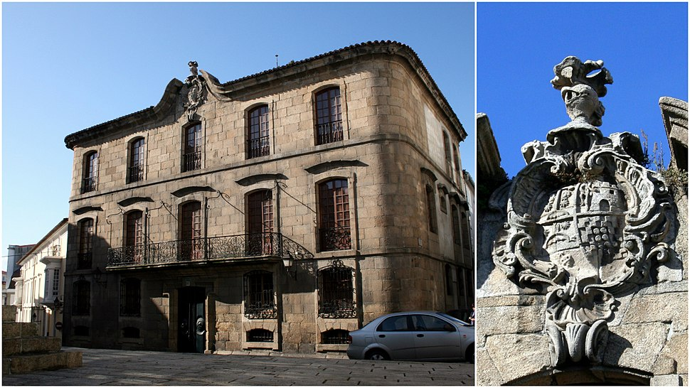 Casa de José Cornide, A Coruña