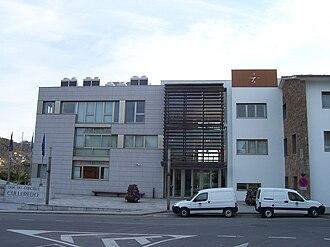 Culleredo - Image: Casa do Concello Culleredo