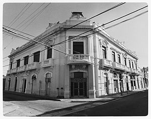 Antiguo Casino de Ponce - Casino de Ponce in 1984
