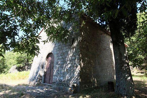 Castel Del Piano, Chiesa di San Biagio a Gravilon