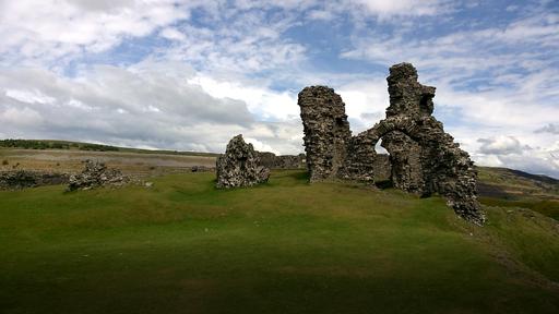 Castell Dinas Bran, May 2017