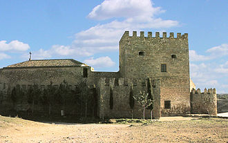 Argamasilla de Alba - Castle of Argamasilla de Alba