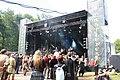 Castlefest 2009 - Forrest Stage - Valravn 01.JPG