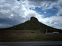 Outdoor Movie in Castle Rock, Colorado