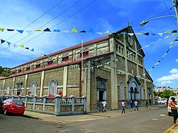 Castries - Cathedral Basilica of the Immaculate Conception - panoramio.jpg