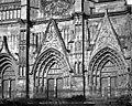 Cathédrale Saint-Etienne - Portail ouest - Meaux - Médiathèque de l'architecture et du patrimoine - APMH00007215.jpg
