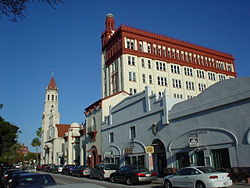 Cathedral Square in St. Augustine.JPG