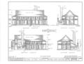 Cedar Cottage, Yosemite Village, Mariposa County, CA HABS CAL,22-YOSEM,2- (sheet 3 of 5).png