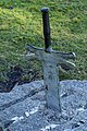 Celtic Sword into a stone-1 (34414183266).jpg