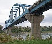 Centennial Bridge Leavenworth