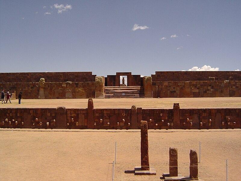 Tiahuanaco (S. XV a. C.)