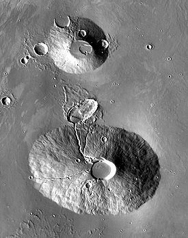 Image illustrative de l'article Ceraunius Tholus