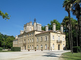 Canton of Arles - The Chateau d'Avignon in Saintes-Maries-de-la-Mer