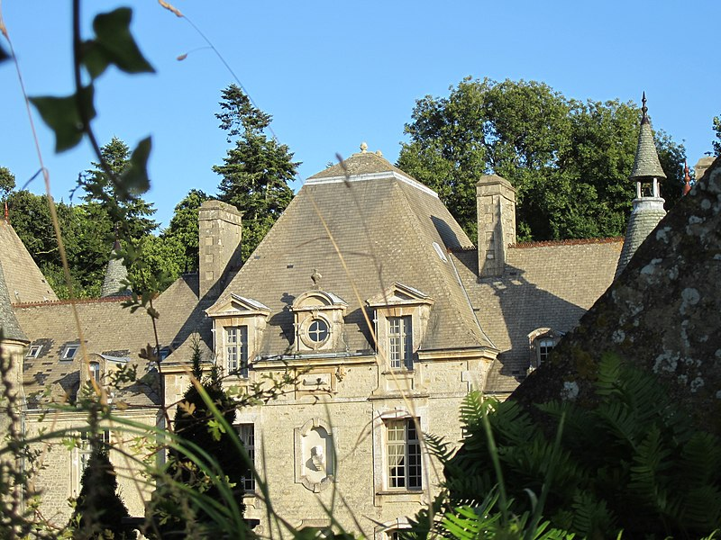 Château de Servigny, fr:Yvetot-Bocage