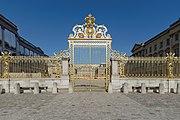 Château de Versailles - grille royale 01