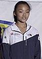 Chaehyun Seo at the IFSC World Cup Chamonix 2019 at c 2m22sec.jpg
