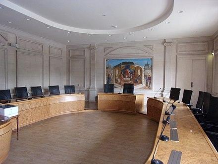 Cour de cassation (France) - Wikiwand