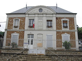 Chamigny Commune in Île-de-France, France