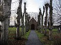 Chapel on the outskirts of Fowlmere village - geograph.org.uk - 649011.jpg