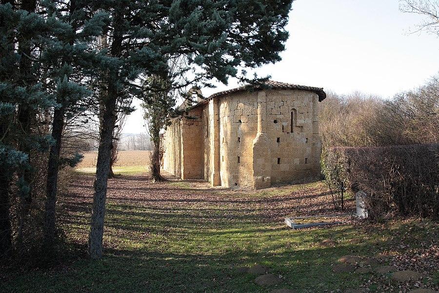 Chapelle Saint-André du Fossat