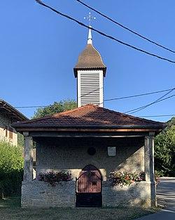 Chapelle St Christophe Leymiat Poncin 1.jpg