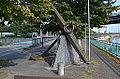 Charleroi - quai de Brabant - ancre (2014-09-13) - 01.jpg