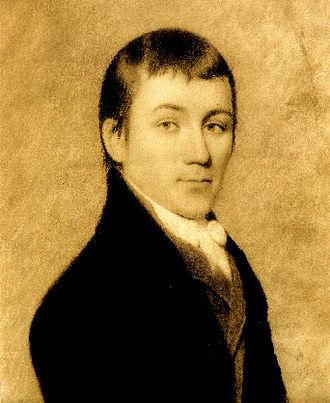 Charles Brockden Brown - Image: Charles Brockden Brown
