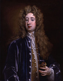 Charles Mohun, 4th Baron Mohun of Okehampton English politician and duellist