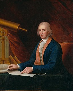 David Rittenhouse American astronomer