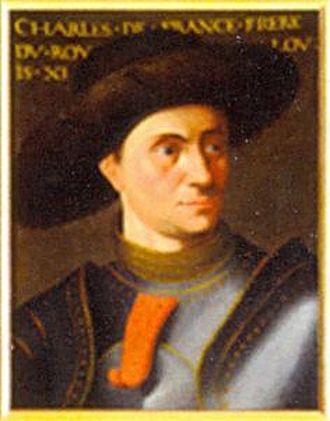 Duke of Berry - Image: Charles de France