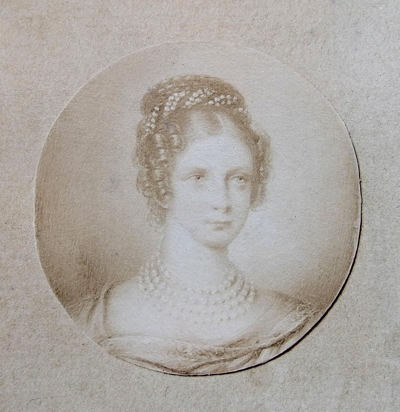 Шарлотта фон Пройссен (1798–1860), кайзерин Шарлотта фон Руссланд, Гемахлин Николаус I., художник Август Граль.jpg