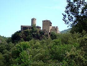 Image illustrative de l'article Château de Calberte