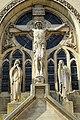 Chauny (02), église Saint-Martin, croisillon sud, groupe de Crucifixion 2.jpg