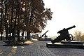 Chernihiv Гармати з бастіонів Чернігівської фортеці 2014 Photo 2.jpg