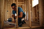 Cherry Point Marines, Sailors build home for Marine family 140817-M-SR938-035.jpg