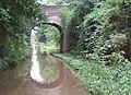 Cheswardine bridge (No 56), Shropshire Union Canal, Shropshire - geograph.org.uk - 547748.jpg