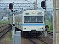 Chichibu 1000 series set 1012 Yorii Station 20030826.jpg