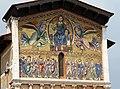 Chiesa di San Frediano (primo vescovo di Lucca), Mosaico (Sec. XIII) - panoramio.jpg
