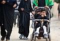 Children in Arbaeen Walk 016.jpg