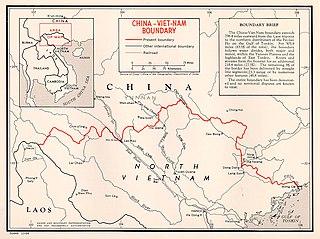 China–Vietnam border