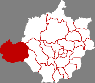 Fuping County, Hebei County in Hebei, Peoples Republic of China