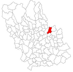 Chiojdeanca - Image: Chiojdeanca jud Prahova