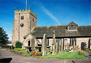 St Bartholomews Church, Chipping Church in Lancashire, England