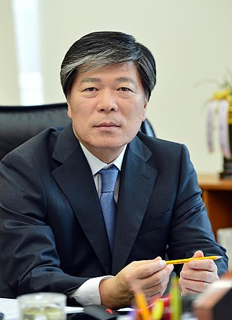 Asia-Pacific Broadcasting Union - ABU former President Cho Dae-hyun