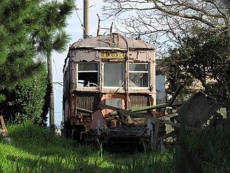 Choshi Electric Railway 100 series - Image: Choshi De Ha 101 Kasagami Kurohae 20090328